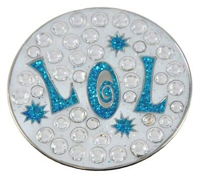 Navika Laugh Out Loud. Crystal Ball Marker with Hat Clip. Navika USA Inc.