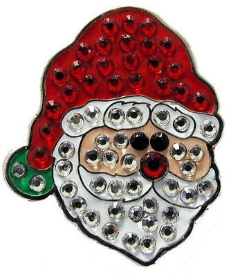 Navika Santa Claus. Crystal Ball Marker with Hat Clip. Navika USA Inc.
