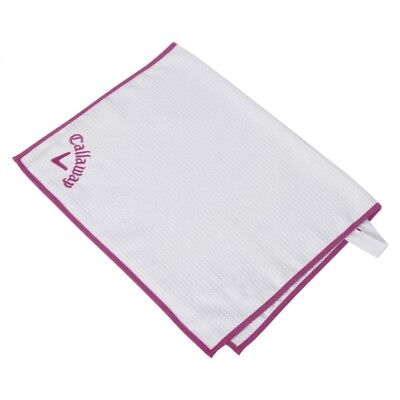 Callaway Players Towel, Pink. Shipping Included