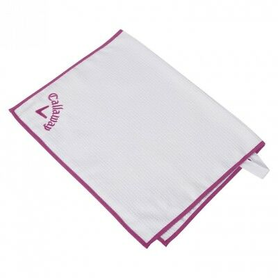 Callaway Players Towel, Pink. Shipping is Free