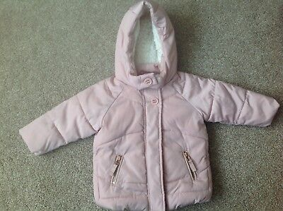 9-12 months girl coat from next