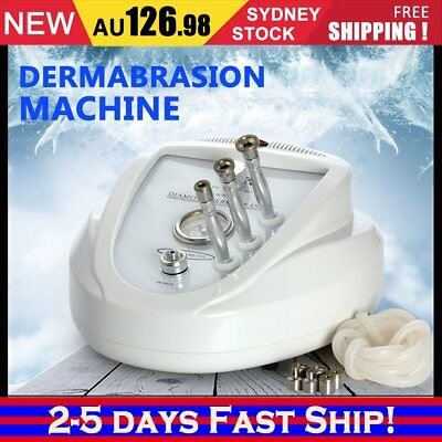 Diamond Dermabrasion Machine Microdermabrasion System Simple Operate Machine RR