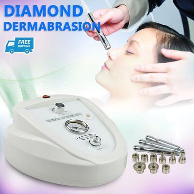 Diamond Dermabrasion Microdermabrasion Machine Skin Peel Face Lift Beauty Care G