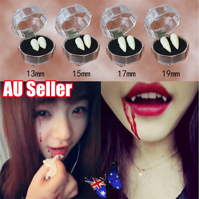 Halloween Cosplay Dentures Vampire Teeth Devil Fangs Costume Ghost Props Hot BO