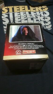 Mint Applause Star Wars Darth Maul Resin Figure 61760 Rare Collectible