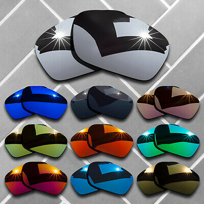 Polarized Replacement lenses for-Oakley Fuel Cell OO9096 Anti-Scratch Choices US