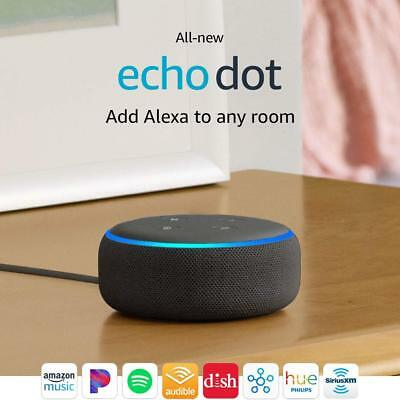 All-new Echo Dot (3rd Generation) - Smart speaker with Alexa