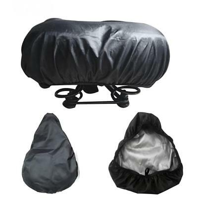 New Bike Seat Waterproof Rain Cover And Dust Resistant Bicycle Saddle Protect.