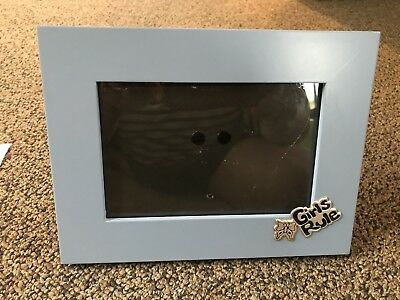 Girl Picture Frame