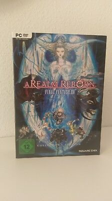 Final Fantasy XIV - A Realm Reborn - Collector's Edition PC Version
