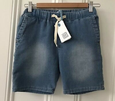 Seed Heritage Teen Boy Shorts Size 12 Years RRP$44.95