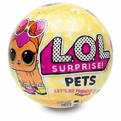Lol Surprise Pets Assortiti Giochi Preziosi