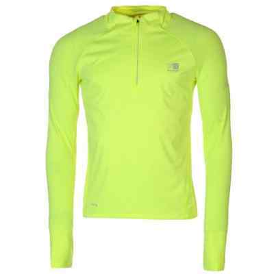 Karrimor X Mstri Top Yellow New Tags Size is Medium RRP £39.99