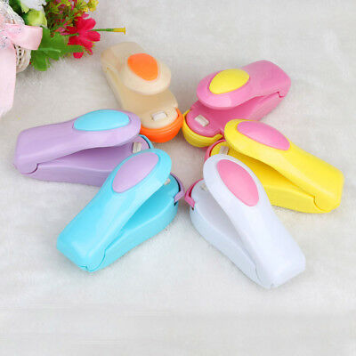 Mini Heat Sealing Machine Impulse Sealer/Seal Tool Packing Plastic Bag Portable