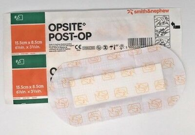 Opsite Post-Op Wound Dressing | All Size | Quantities | Best Price | Uk Pharmacy