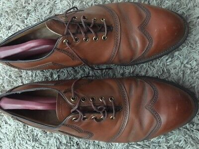 Vintage Bostonian golf shoes 10 1/2 D