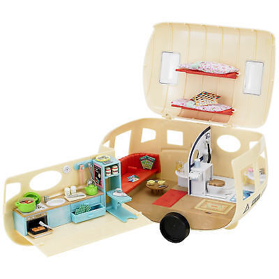 Sylvanian Families Family Trip Theme 5045 The Caravan /3+