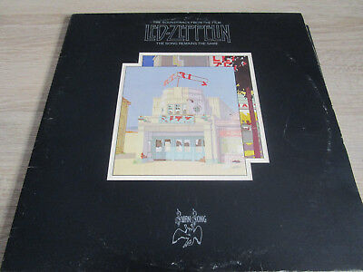Led Zeppelin - The Song Remains The Same Vinyl LP FOC