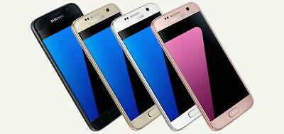 Samsung Galaxy S7 SM-G930F Unlocked Smartphone Various Grades Colours 32GB 64GB