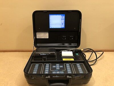 Audioscan RM500 Hearing Aid Analyzer w/ Current Calibration Certificate