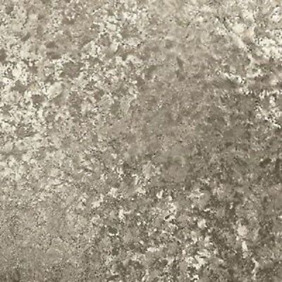 Arthouse - Velvet Crushed Foil Champagne Metallic Luxury Wallpaper - 294304