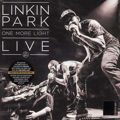 Linkin Park ‎– One More Light Live 2LP Coloured Numbered Vinyl RSD 2018 NEW!