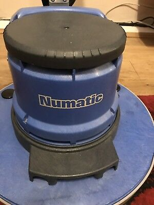 Numatic Multi Deck Rotary Cleaner HFM 1015
