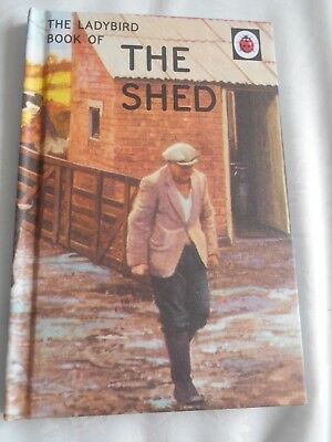 The Ladybird Book of the Shed by Joel Morris, Jason Hazeley (Hardback, 2015)