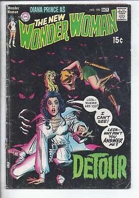 Wonder Woman  #190  ( Vg )  *********  Sale  *********