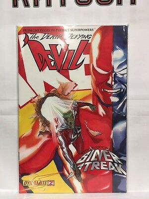 The Death-Defying Devil #2 Ross Cover A VF/NM 1st Print Dynamite Comics