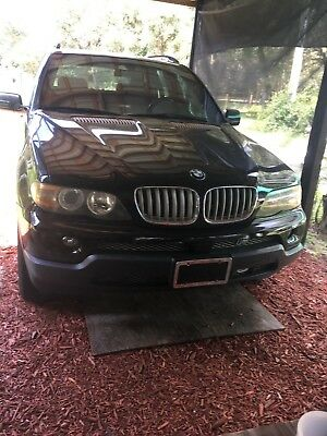 2004 BMW X5 4 Door SAV 2004 BMW X5 4.4i