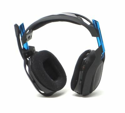 Astro A50 Wireless Gaming Headset PlayStation 4 PC Black Blue SEE DESCRIPTION