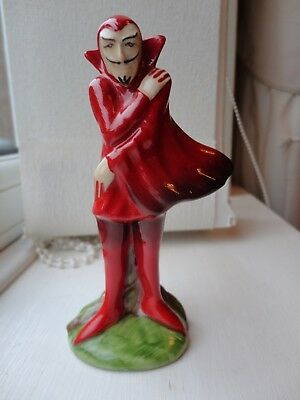 CARLTON WARE MEPHISTO no 903 collector's club piece 1998 figure
