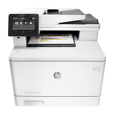 HP Laserjet Pro M477fdw Wireless All-in-One Color Printer, (CF379A) - Brand New!