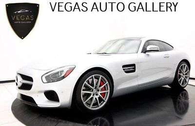 2016 Mercedes-Benz AMG GTS  Carbon Crossbar, Interior Pack & Lane Tracking Pack