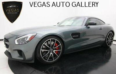 2016 Mercedes-Benz AMG GTS Edition One Edition 1, Lane Tracking Package, & Back-Up Cam