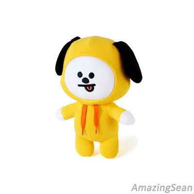 OFFICIAL BT21 STANDING DOLL CHIMMY, AUTHENTIC BT21 by Linefriends, BTS GOODS BTS