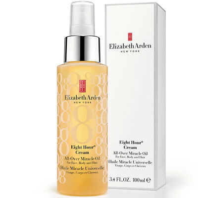 Elizabeth Arden Eight Hour All Over Miracle Oil 100ml #9821 DAMAGED BOX