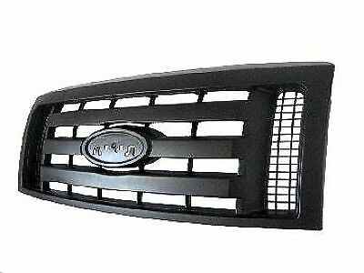 2009 2010 2011 2012 Ford F150 F-150 Black Textured Grill FO1200510