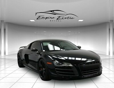 2012 R8 5.2 FSI 1750 Horsepower Twin Turbo! 2012 Audi R8 GT with 1750 Horsepower, Taking Exotics to the next level!