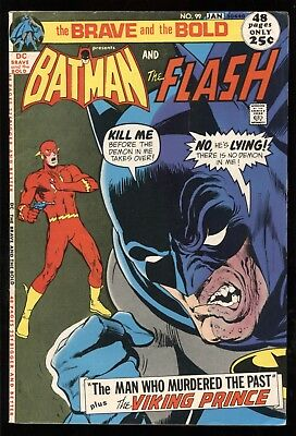Brave And The Bold #99 6.0 Fn ~ Neal Adams Cover Art ~ Batman/flash