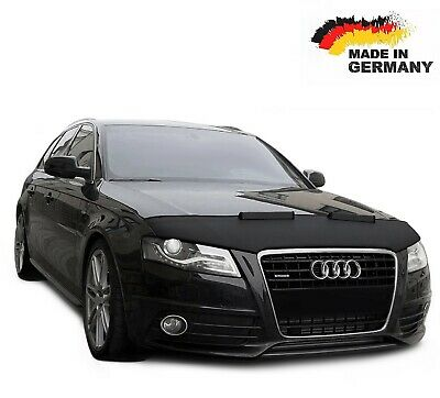 Bonnet Bra Audi A4 B8 A5 8T Stoneguard Protector Front Car Mask Cover Tuning