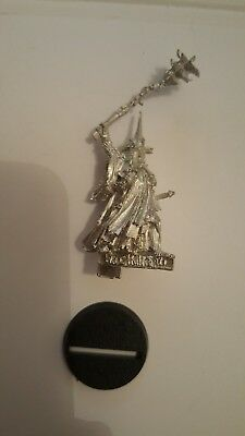 Warhammer Lord Of The Rings.  Witch King Of Angmar.