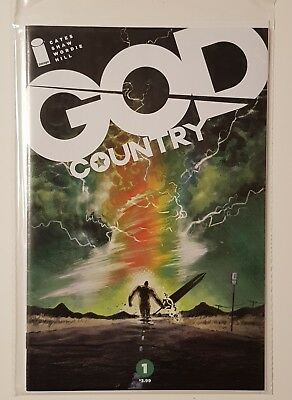 God Country #1 (A), Comic, 1st Printing, VF/NM, Unread, Donny Cates, Movie