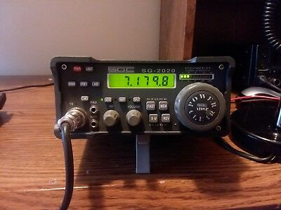 SGC SG-2020 ADSP(original version) HF Transceiver Ham Radio 20W Portable