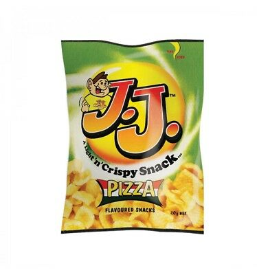 Jj Pizza Snacks 20g x 30