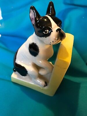 Vintage Bulldog Bookend