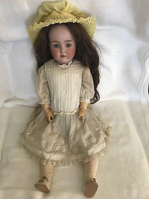"Antique 28"" L Germany doll"