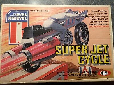 Evel Knievel Super Jet Cycle