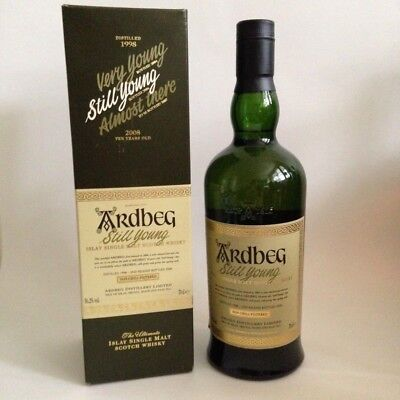 Ardbeg Still Young Cask Strength Single Malt Scotch Whisky (700ml)